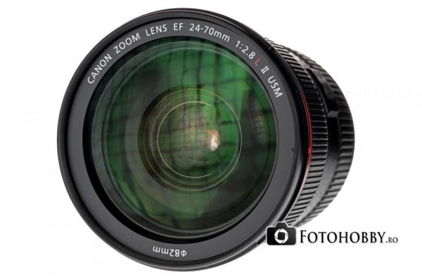 Canon EF 24-70mm f/2.8 L II USM (Inchiriere) 0