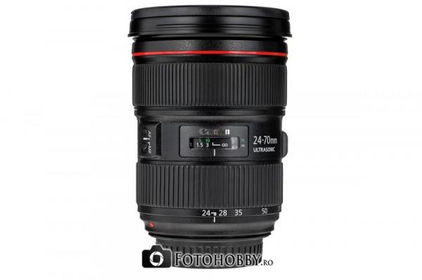 Canon EF 24-70mm f/2.8 L II USM (Inchiriere) 1