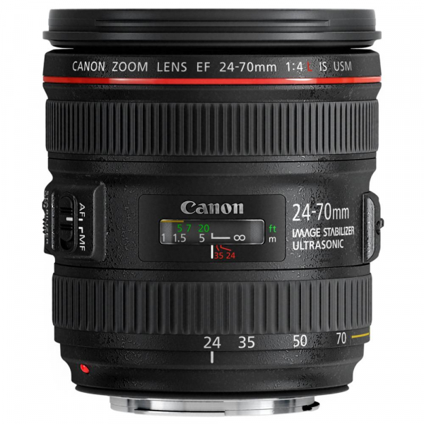 Canon EF 24-70mm f/4L IS USM [1]