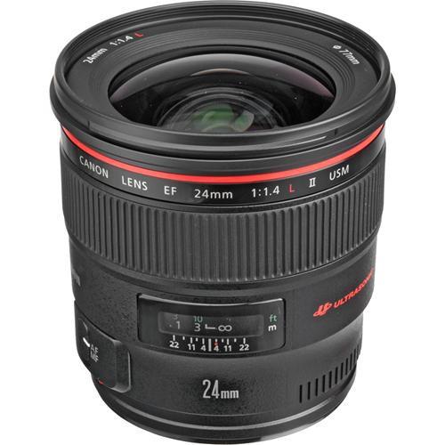 Canon EF 24mm f/1.4 L USM II 2