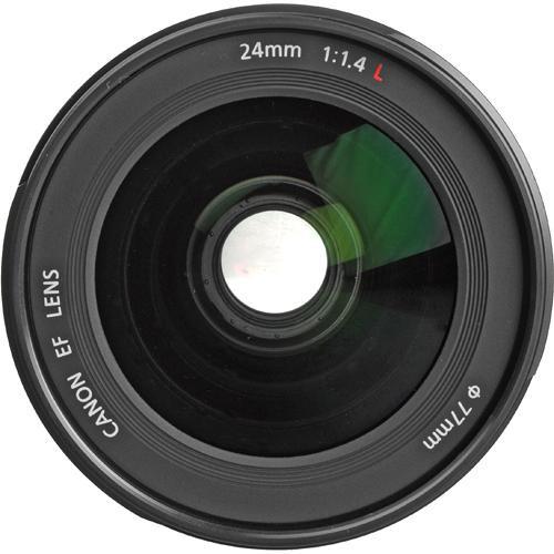 Canon EF 24mm f/1.4 L USM II 3