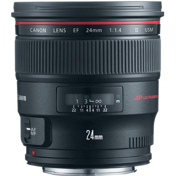 Canon EF 24mm f/1.4 L USM II 1