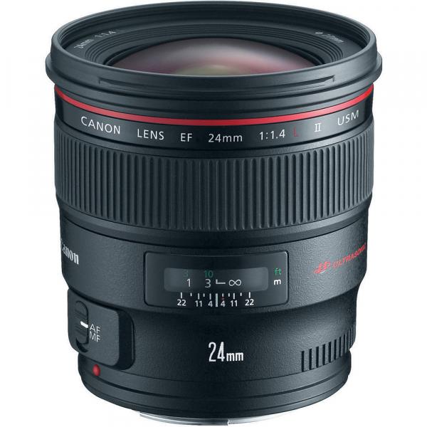 Canon EF 24mm f/1.4 L USM II 0