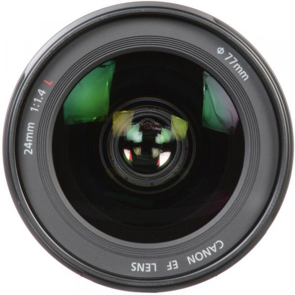 Canon EF 24mm f/1.4 L USM II 6