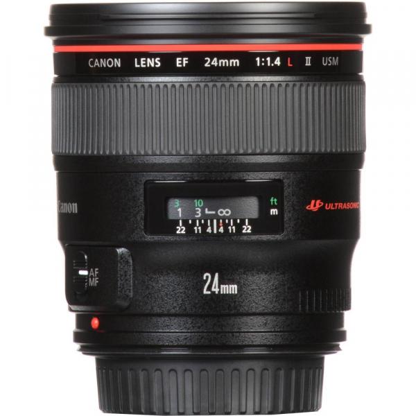 Canon EF 24mm f/1.4 L USM II 5