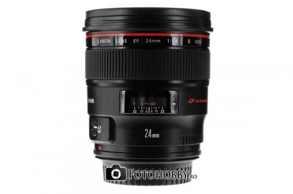 Canon EF 24mm f/1.4 L USM II (inchiriere) 0