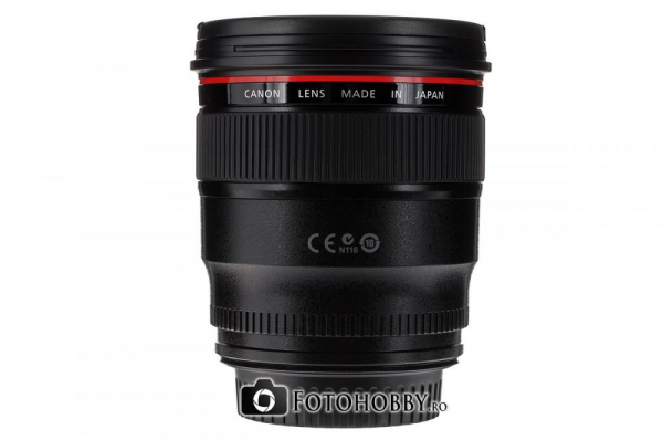Canon EF 24mm f/1.4 L USM II (inchiriere) 1