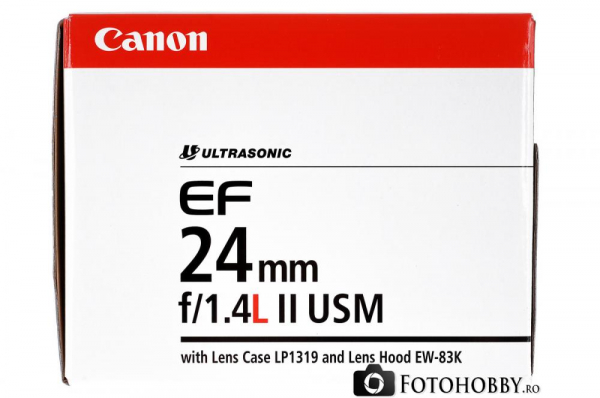 Canon EF 24mm f/1.4 L USM II (inchiriere) 7