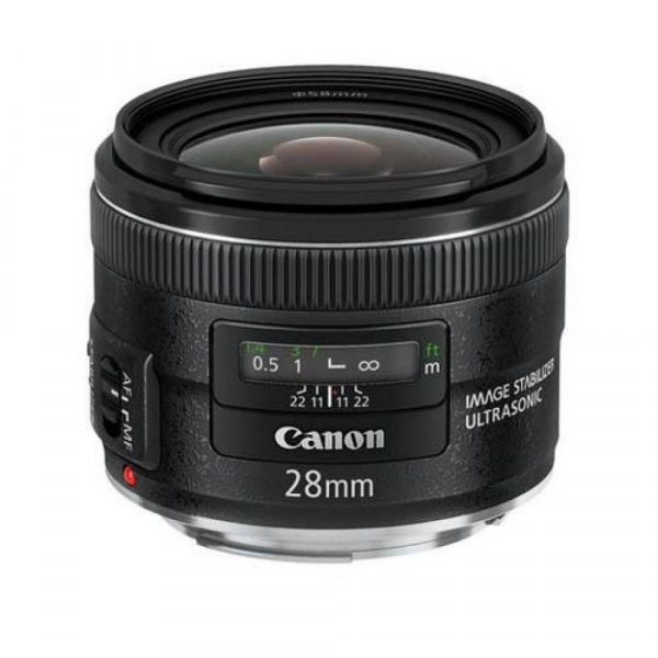 Canon EF 28mm f/2.8 IS USM (Inchiriere) 1