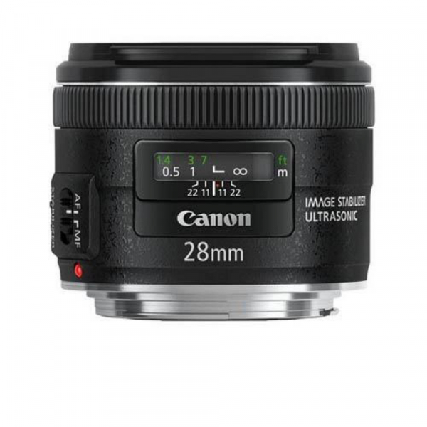 Canon EF 28mm f/2.8 IS USM (Inchiriere) 0