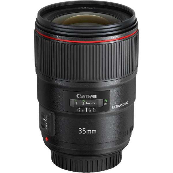 Canon EF 35mm f/1.4 L II USM 0