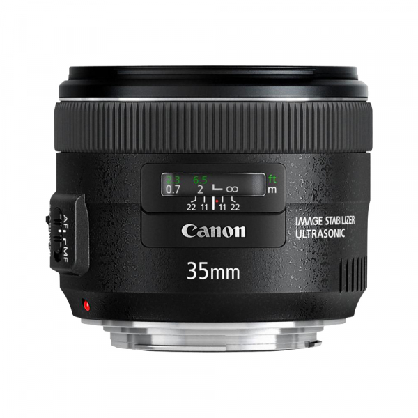 Canon EF 35mm f/2 IS USM 0