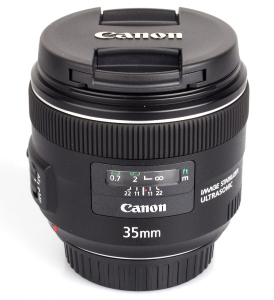 Canon EF 35mm f/2 IS USM 3