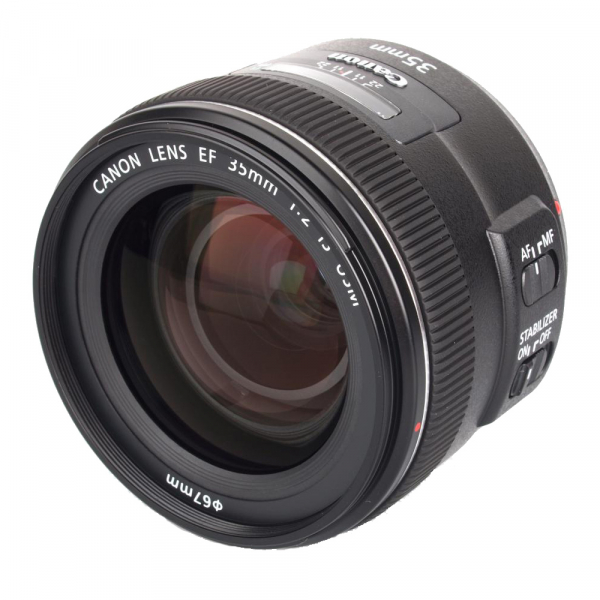 Canon EF 35mm f/2 IS USM 1