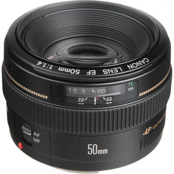 Canon EF 50mm f/1.4 USM [0]