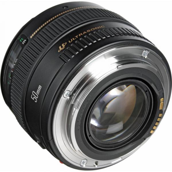 Canon EF 50mm f/1.4 USM [2]