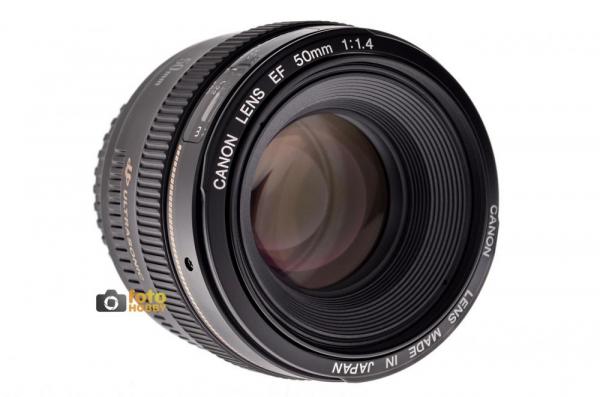 Canon EF 50mm f/1.4 USM (Inchiriere) 3