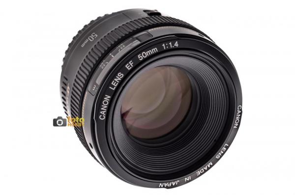 Canon EF 50mm f/1.4 USM (Inchiriere) 2