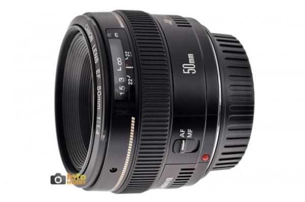 Canon EF 50mm f/1.4 USM (Inchiriere) 5