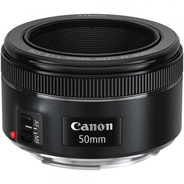 Canon EF 50mm f/1.8 STM 1
