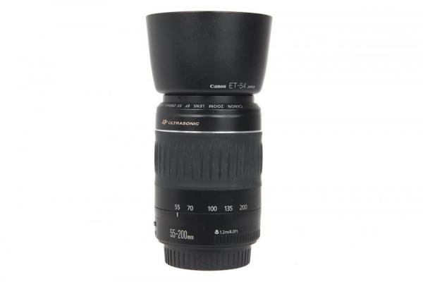 Canon EF 55-200mm f/4.5-5.6 II USM (S.H) 1