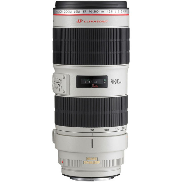 Canon EF 70-200mm f/2.8 L IS II USM 0