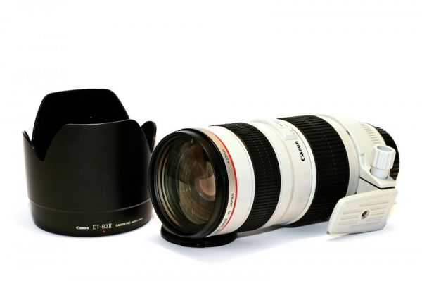 Canon EF 70-200mm f/2.8 L IS II USM (Inchiriere) 1