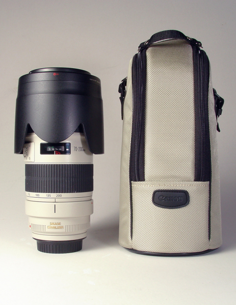 Canon EF 70-200mm f/2.8 L IS II USM (Inchiriere) 3