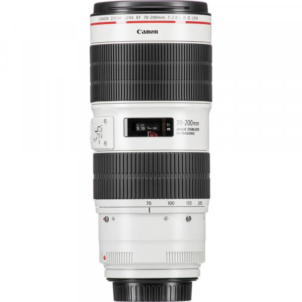 Canon EF 70-200mm f/2.8L IS III USM 0