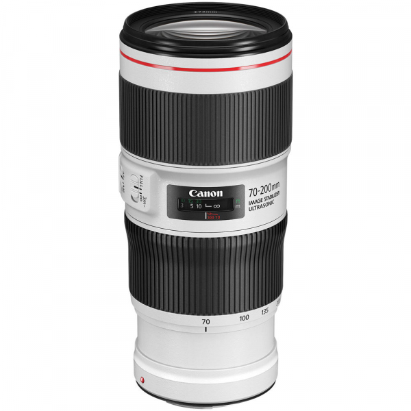 Canon EF 70-200mm f/4 L IS II USM 0