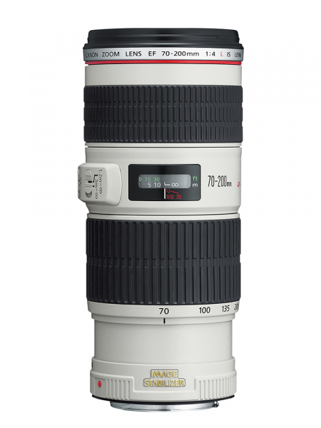 Canon EF 70-200mm f/4 L IS USM 0
