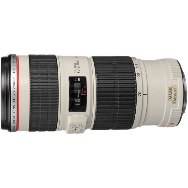 Canon EF 70-200mm f/4 L IS USM 2