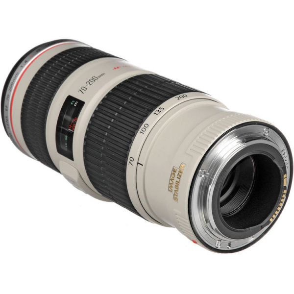 Canon EF 70-200mm f/4 L IS USM 3