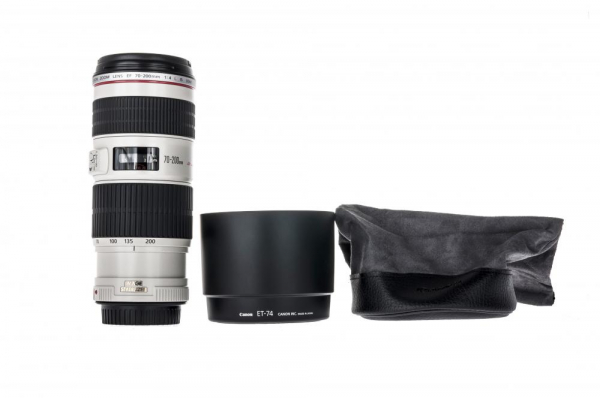 Canon EF 70-200mm f/4 L IS USM (inchiriere) 6