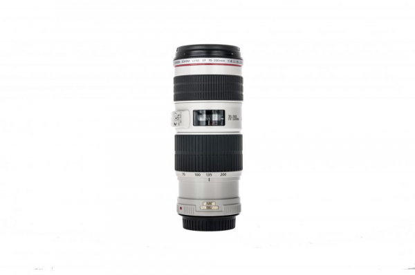 Canon EF 70-200mm f/4 L IS USM (inchiriere) 0