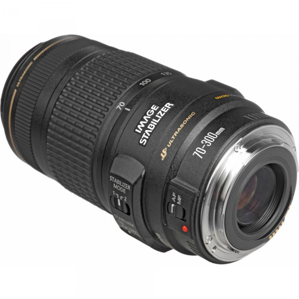 Canon EF 70-300mm f/4.0-5.6 IS USM 2
