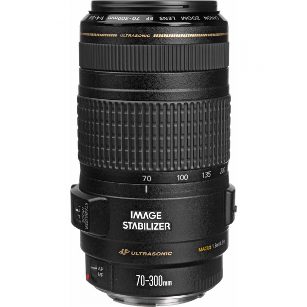 Canon EF 70-300mm f/4.0-5.6 IS USM 1