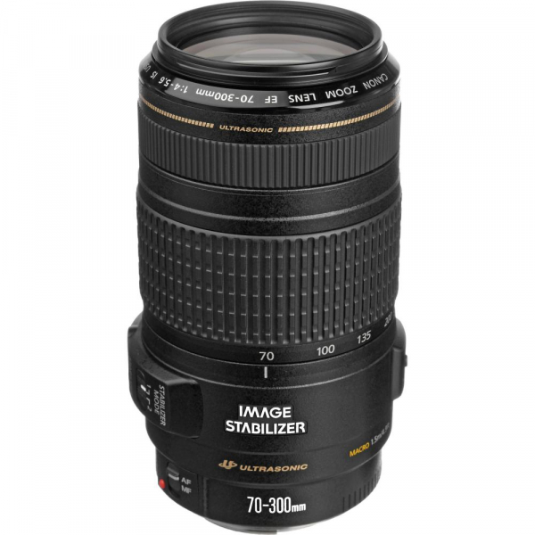 Canon EF 70-300mm f/4.0-5.6 IS USM 0