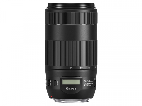 Canon EF 70-300mm f/4-5.6 II IS Nano USM 1