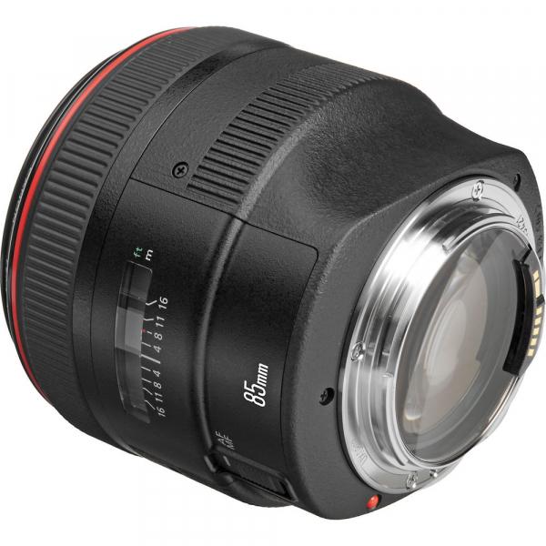Canon EF 85mm f/1.2 L II USM 3