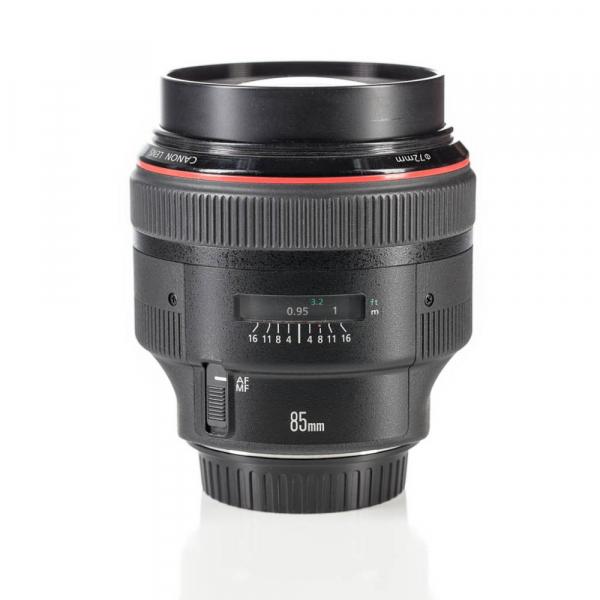 Canon EF 85mm f/1.2 L II USM 4