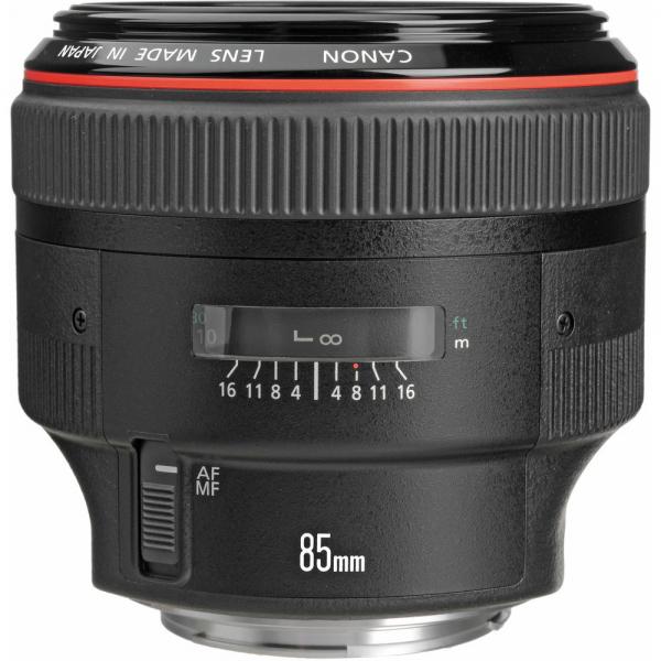 Canon EF 85mm f/1.2 L II USM 2