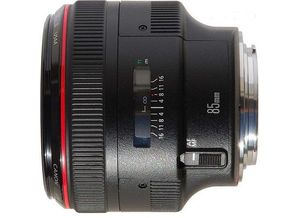 Canon EF 85mm f/1.2 L II USM (Inchiriere) 0