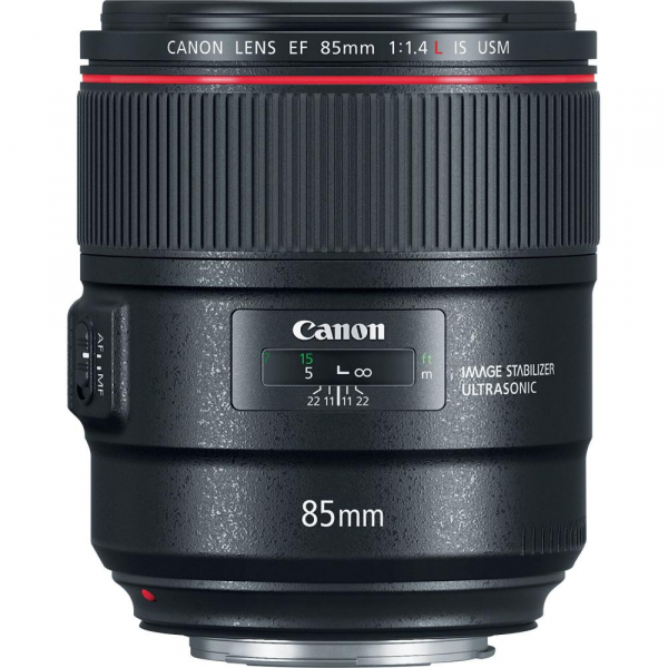 Canon EF 85mm f/1.4L IS USM 1