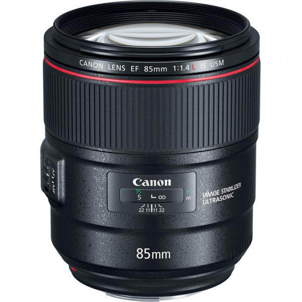 Canon EF 85mm f/1.4L IS USM 0