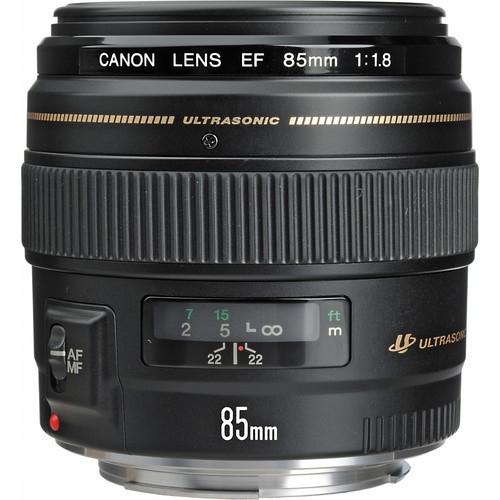 Canon EF 85mm f/1.8 USM 0