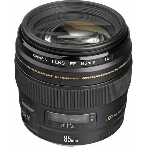 Canon EF 85mm f/1.8 USM 1