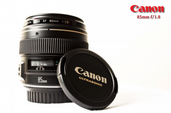 Canon EF 85mm f/1.8 USM ( inchiriere ) 1