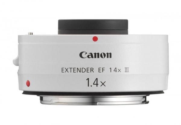 Canon EF extender 1.4x III [2]