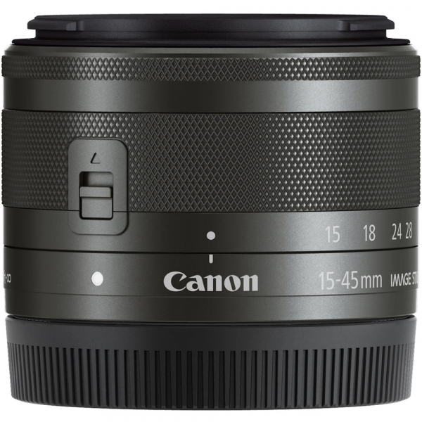 Canon EF-M 15-45mm f/3.5-6.3 IS STM (bulk) , obiectiv Mirrorless 2